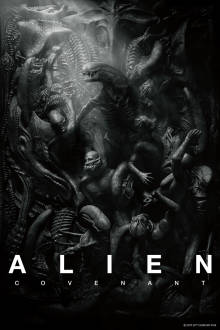 Alien: Covenent SuperTicket The Movie
