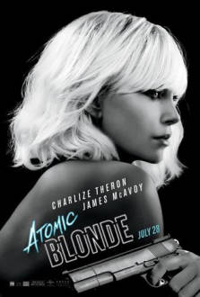 Atomic Blonde (Pre-order) The Movie