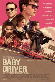 Baby Driver 4DX SuperTicket The Movie