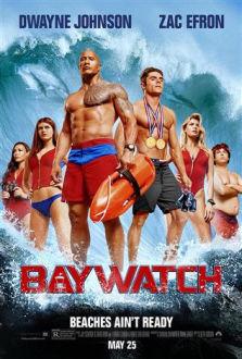 Baywatch SuperTicket poster art