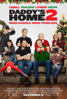 Daddys Home 2 SuperTicket poster art