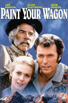 Paint Your Wagon The Movie