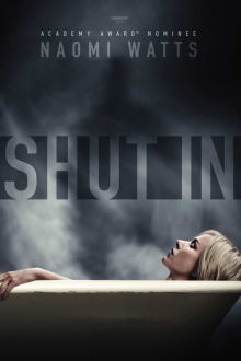 Shut In SuperTicket poster art