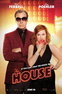 The House SuperTicket poster art
