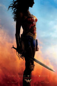 Wonder Woman (Pre-order) The Movie