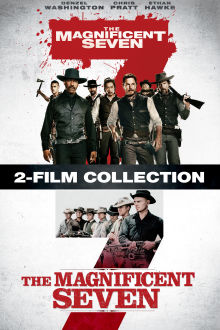 The Magnificent Seven 2-Film Collection The Movie