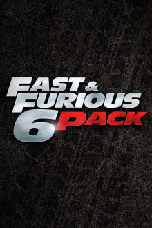 Fast & Furious 6 Pack SD The Movie