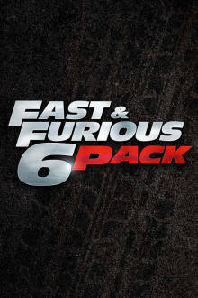 Fast & Furious 6 Pack HD The Movie