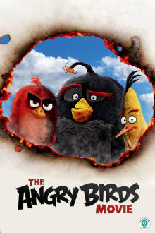 The Angry Birds Movie SuperTicket The Movie