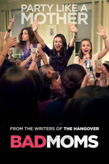 Bad Moms SuperTicket The Movie