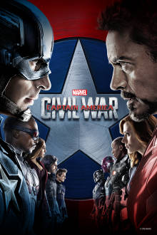 Captain America: Civil War SuperTicket The Movie