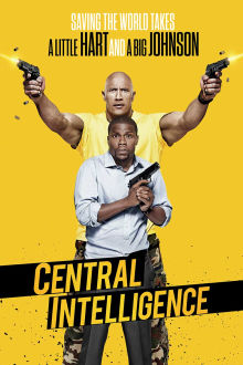Central Intelligence SuperTicket The Movie