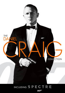 The Daniel Craig Collection HD The Movie