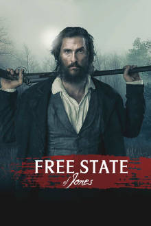 Free State Of Jones SuperTicket The Movie