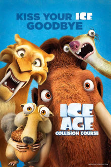 Ice Age: Collision Course SuperTicket The Movie