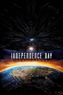 Independence Day: Resurgence SuperTicket The Movie