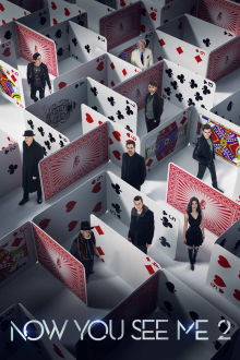 Now You See Me 2 SuperTicket The Movie