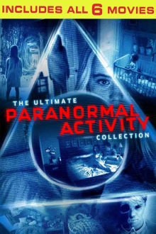 Paranormal Activity: The Ultimate Collection SD The Movie