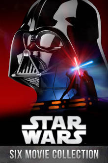 Star Wars: Six Movie Collection HD The Movie