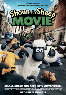 Shaun The Sheep SuperTicket The Movie