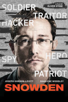 Snowden SuperTicket The Movie