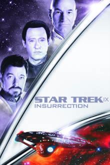 Star Trek IX: Insurrection (VF) The Movie