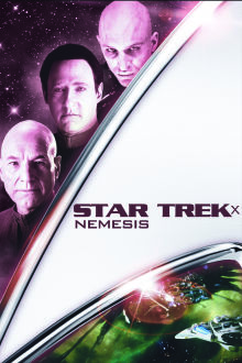 Star Trek X: Némésis The Movie