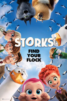 Storks SuperTicket The Movie