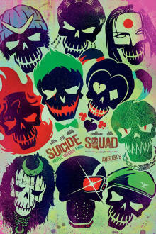 Suicide Squad SuperTicket The Movie