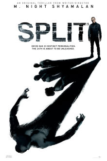 Split SuperTicket poster art