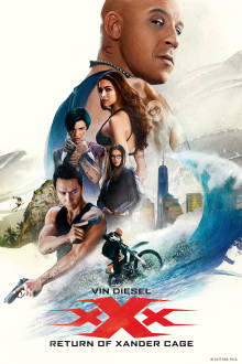 xXx: Return of Xander Cage IMAX3D SuperTicket The Movie
