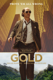 Gold SuperTicket poster art