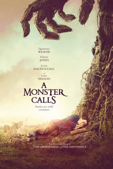 A Monster Calls SuperTicket The Movie