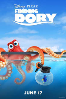 Finding Dory SuperTicket The Movie