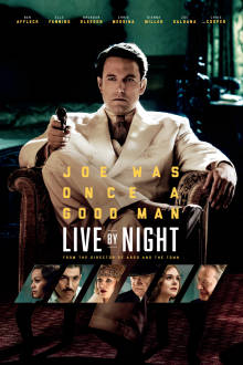 Live by Night SuperTicket The Movie