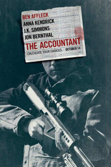 The Accountant SuperTicket The Movie