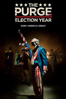 The Purge: Election Year SuperTicket The Movie