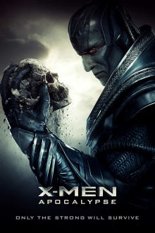 X-Men: Apocalypse SuperTicket The Movie