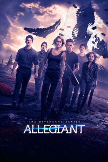 The Divergent Series: Allegiant SuperTicket The Movie