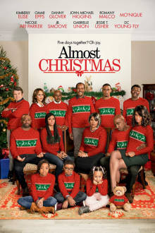 Almost Christmas SuperTicket The Movie