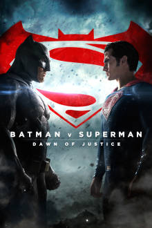 Batman v Superman: Dawn of Justice SuperTicket The Movie