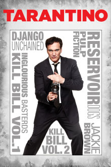 The Tarantino Collection HD The Movie