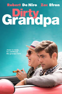Dirty Grandpa SuperTicket The Movie
