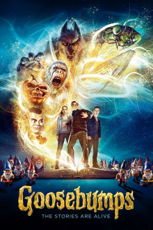 Goosebumps SuperTicket The Movie