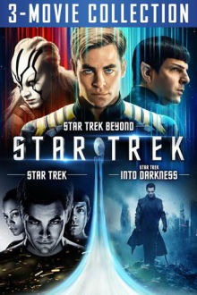 Star Trek 3-Movie Collection The Movie