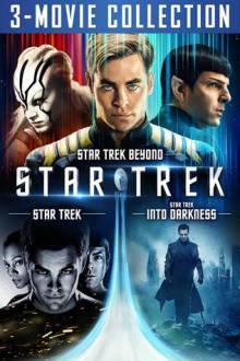 Star Trek 3-Movie Collection SD The Movie