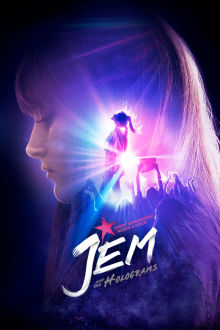 Jem And The Holograms SuperTicket The Movie