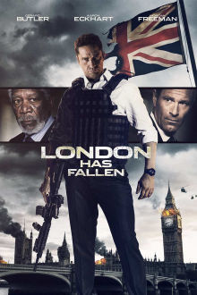 London Has Fallen SuperTicket The Movie