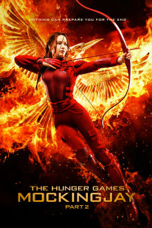 xThe Hunger Games: Mockingjay Part 2 SuperTicket The Movie