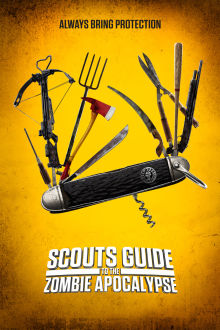 Scouts Guide To The Zombie Apocalypse SuperTicket The Movie